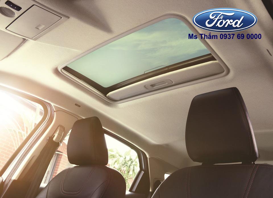 Cửa sổ trời xe Ford Ecosport 2018