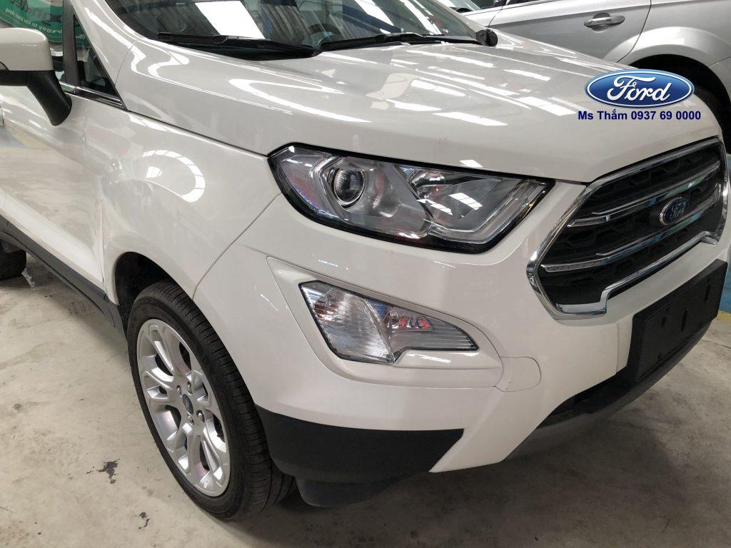 Đầu Xe Ford Ecosport 2018