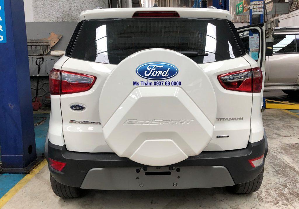 Đuôi xe Ford Ecosport 2018
