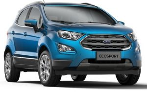 Giá xe ford Ecosport 2019