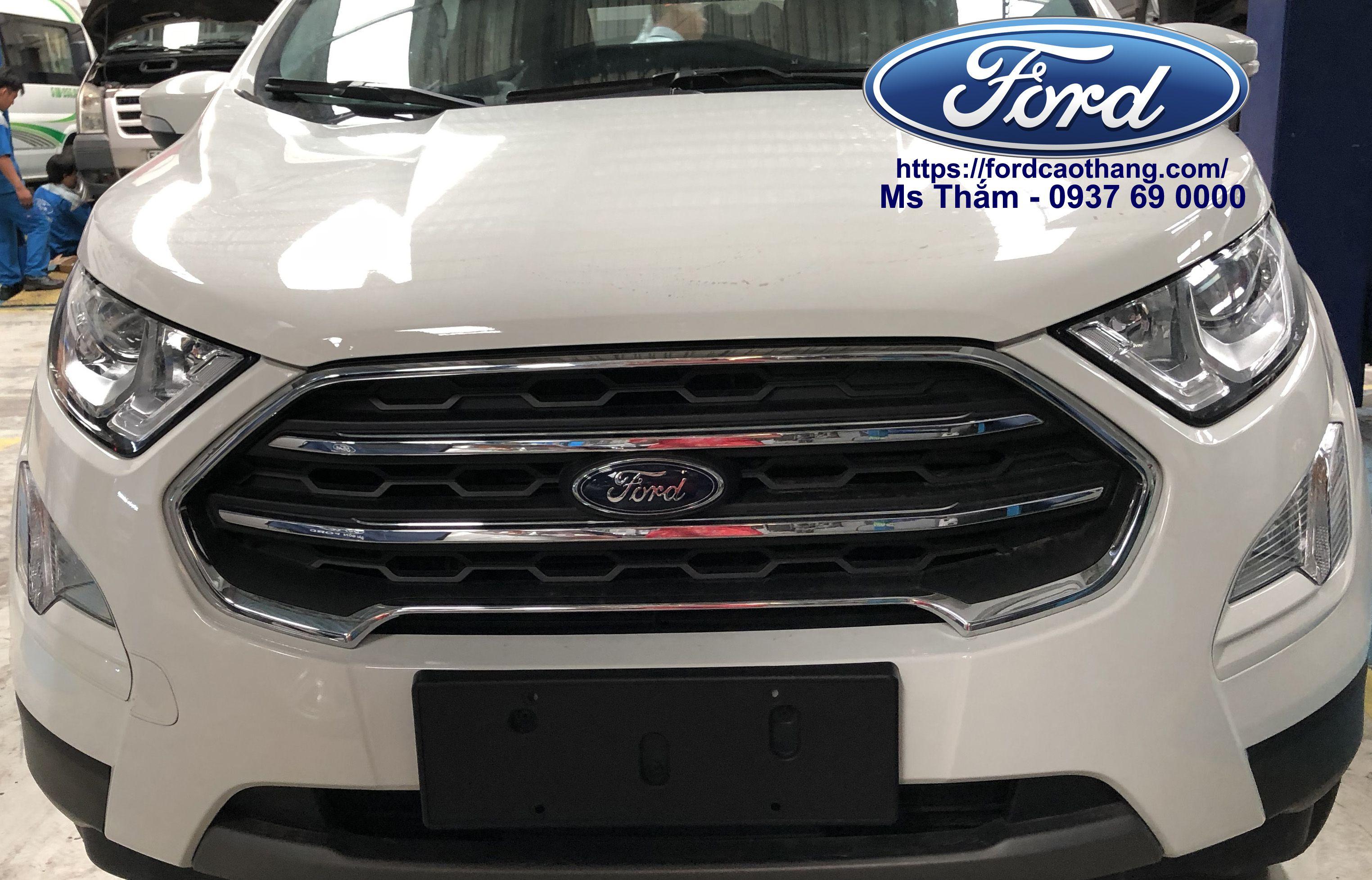 Mua xe Ford Ecosport 2018