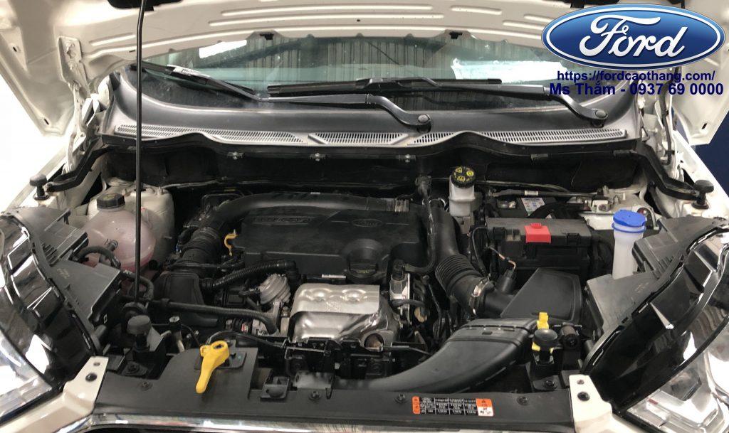 Động cơ Ford Ecosport 2018