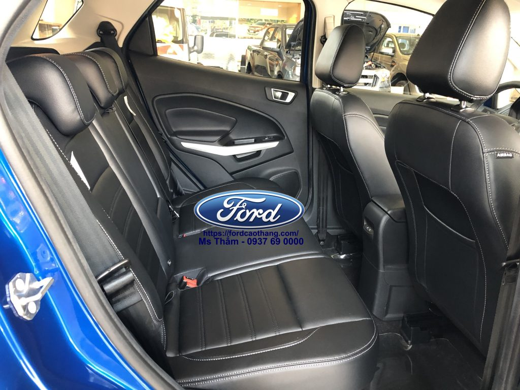 Nội thất Ford Ecosport 2018