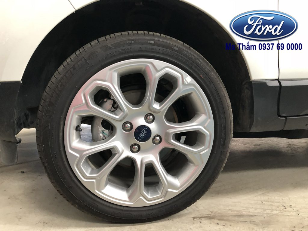 Mâm xe Ford Ecosport 2018