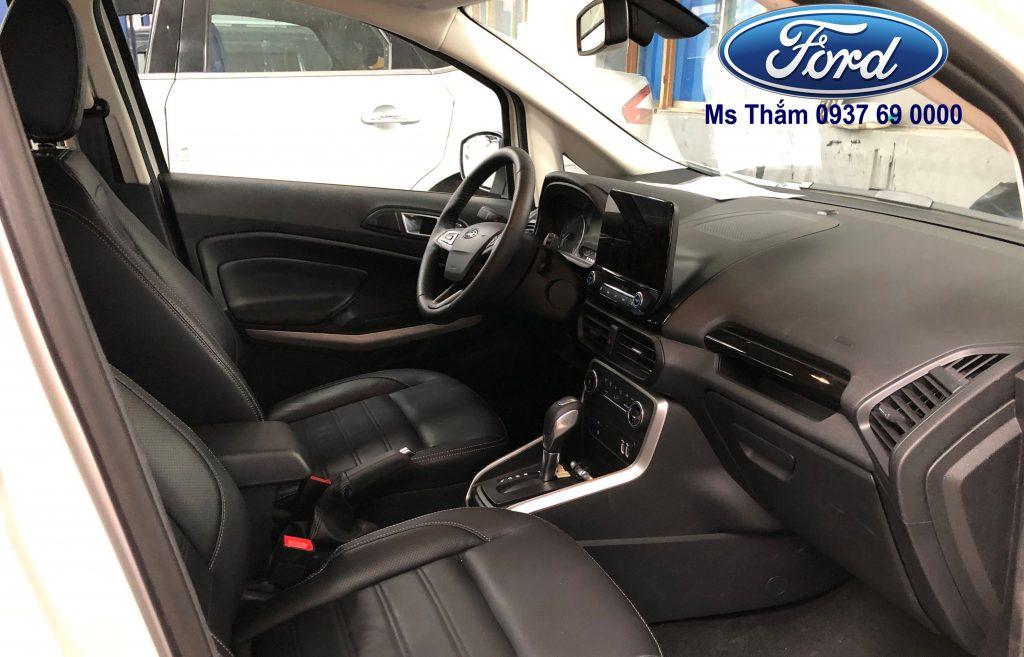 Nội Thất xe Ford Ecosport Titanium 2018