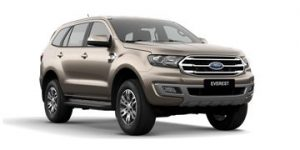 ford everest bi turbo 2019