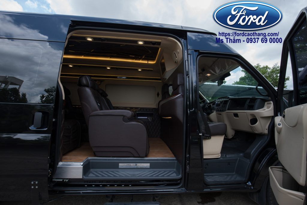 Ford transit limousine 2019