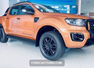 Ford Ranger mau cam