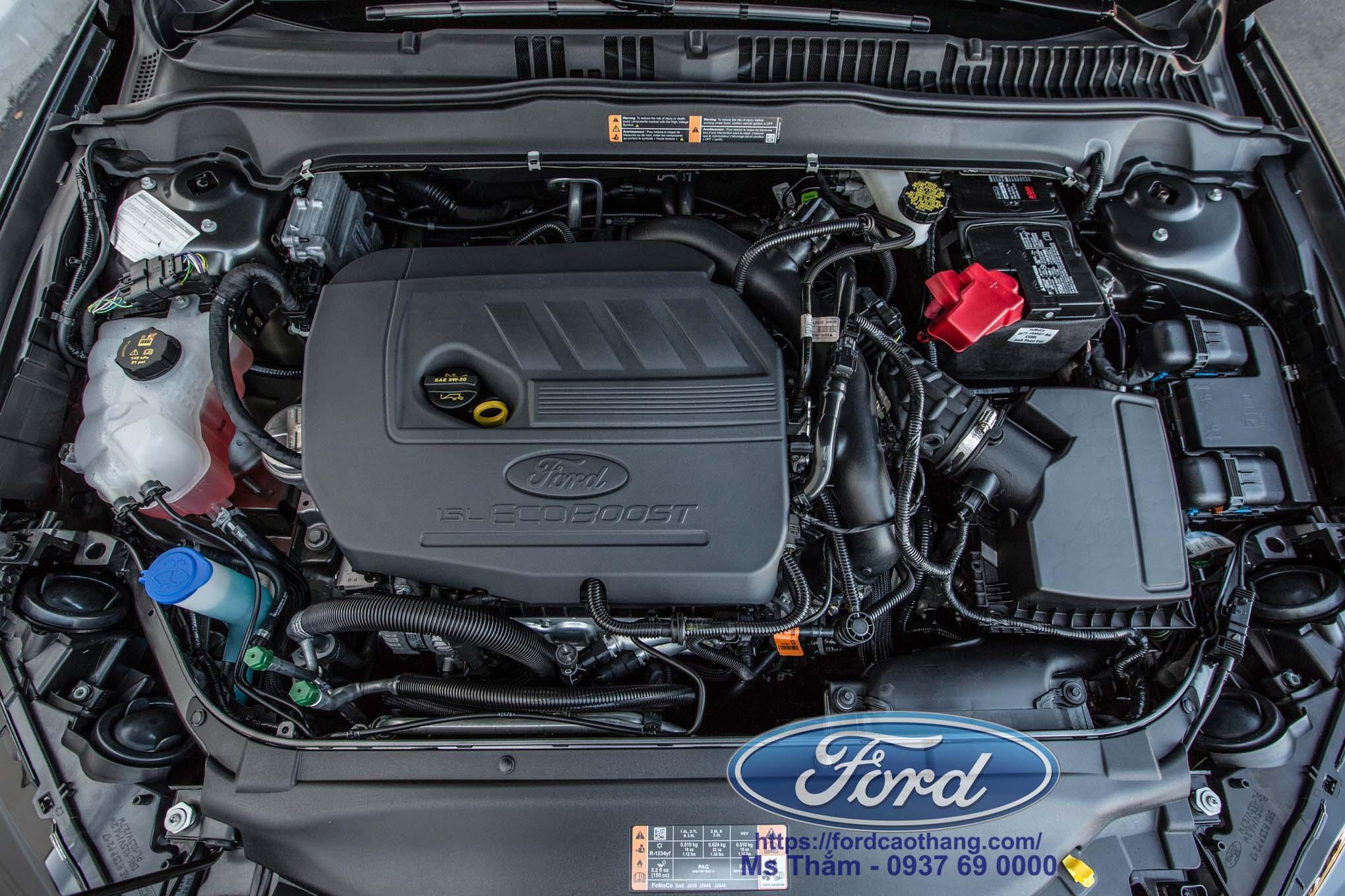 Động cơ Ford Focus 2019