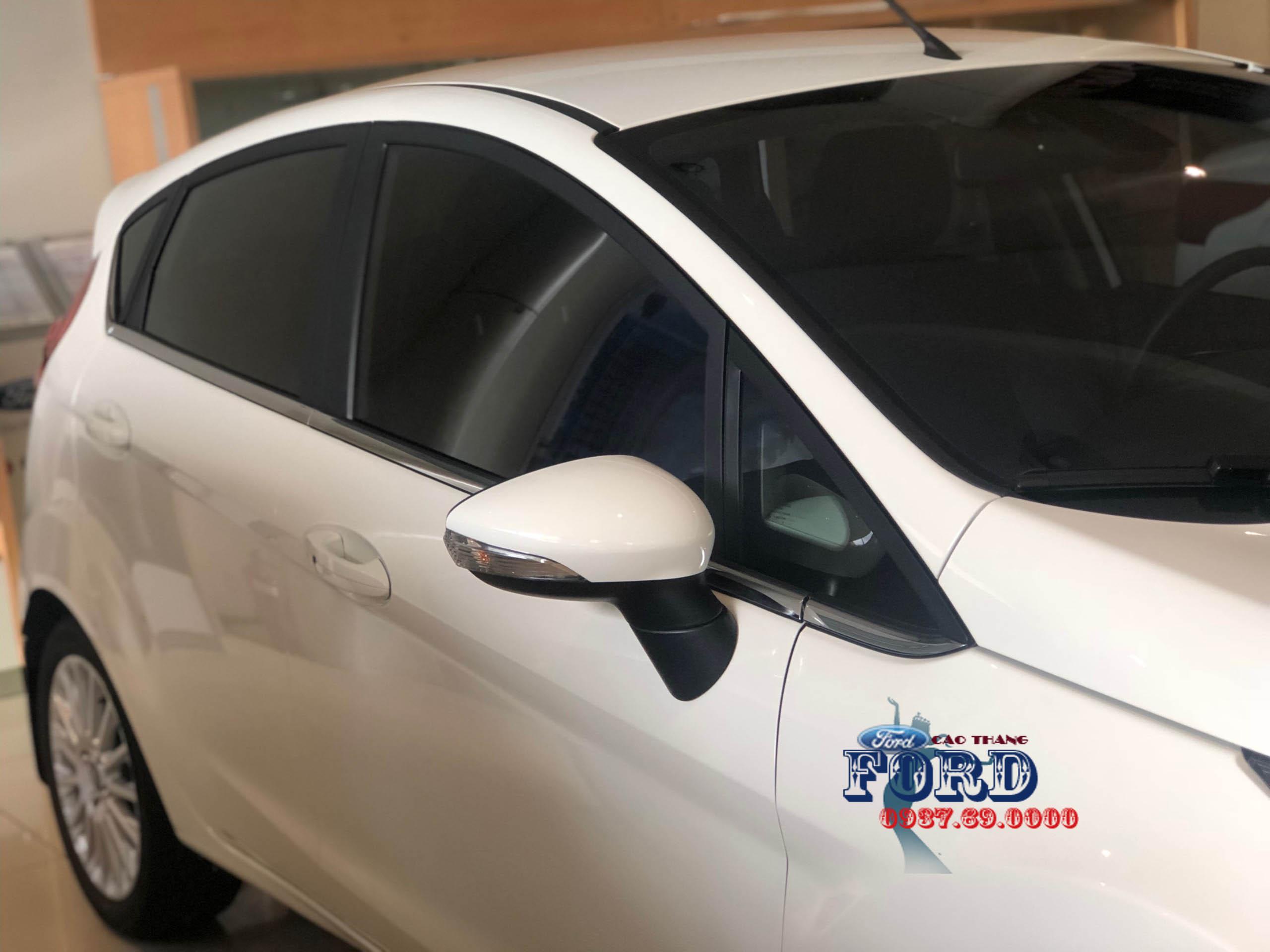 Thân xe xe ford fiesta 2019