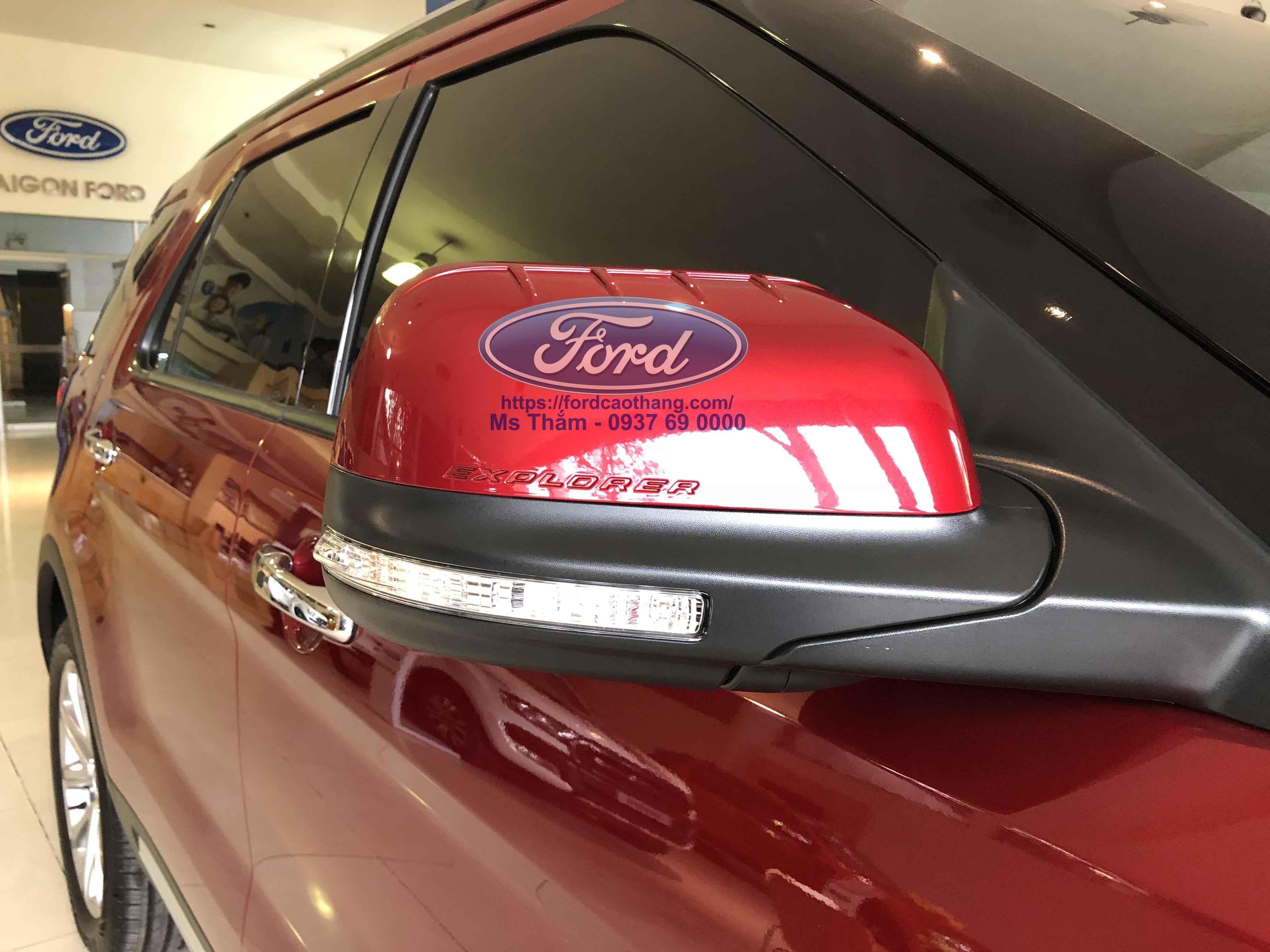 Thân xe Ford Explorer 2019
