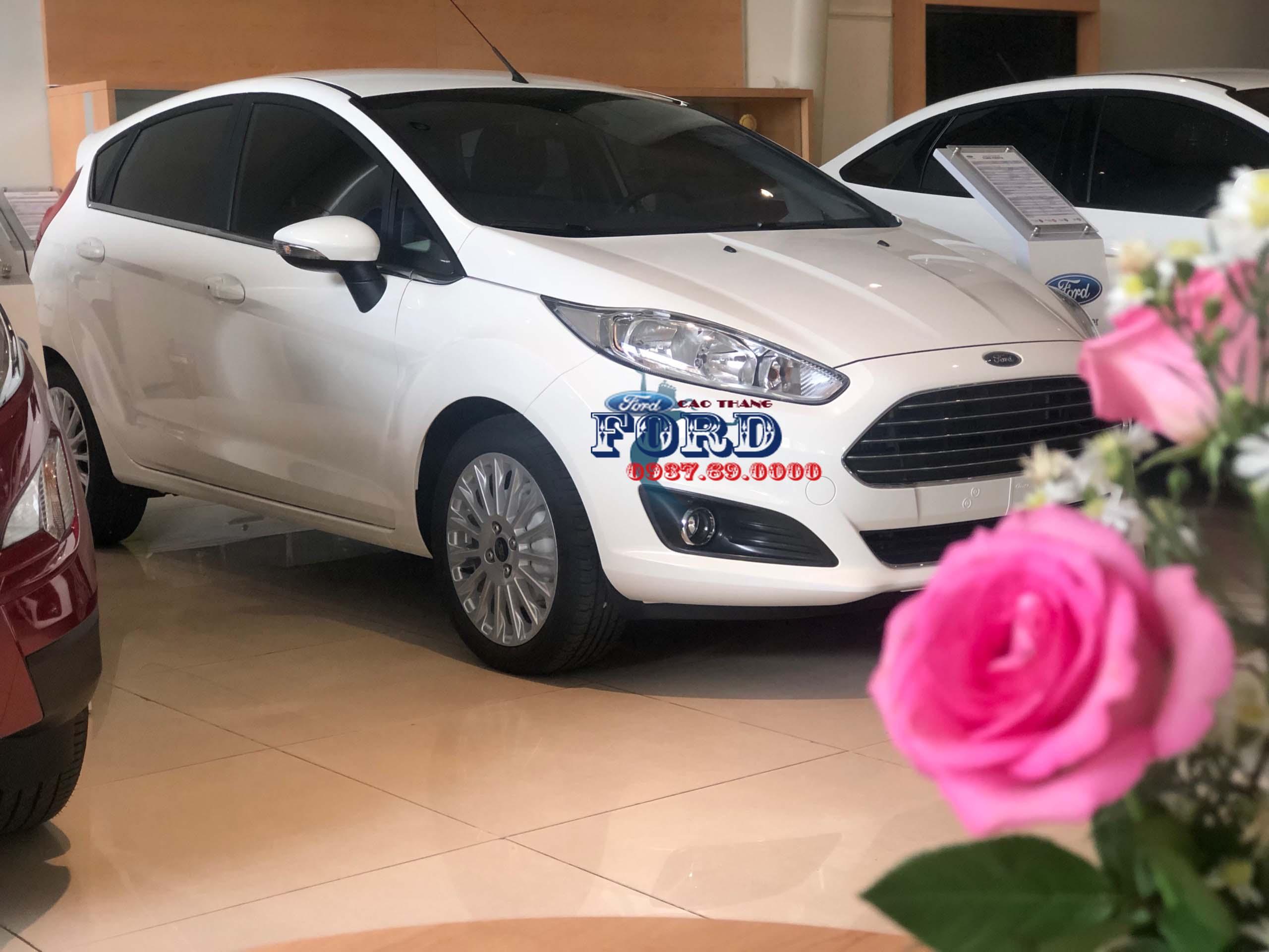 xe ford fiesta 2019