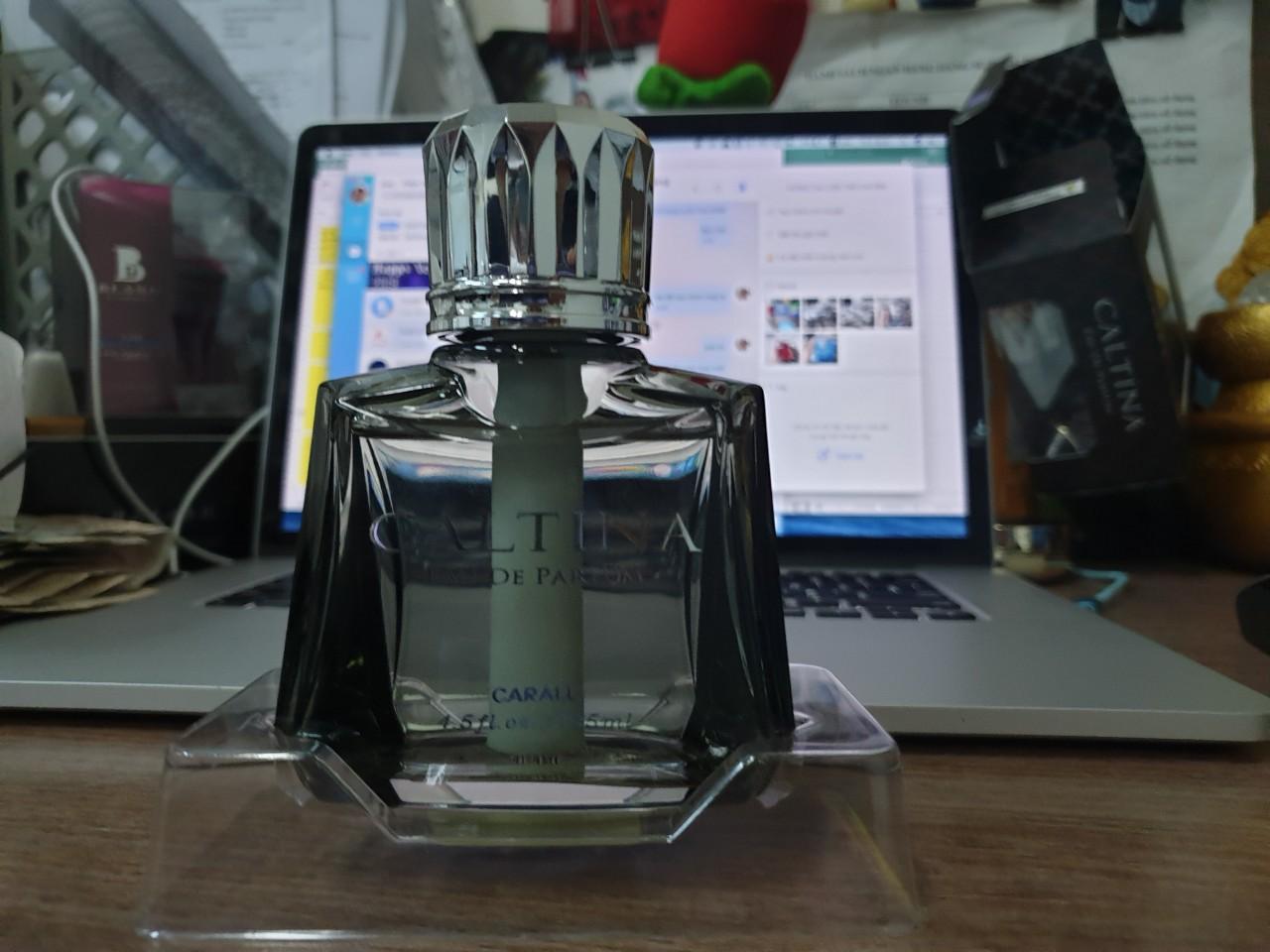 Nước hoa nhập khẩu
