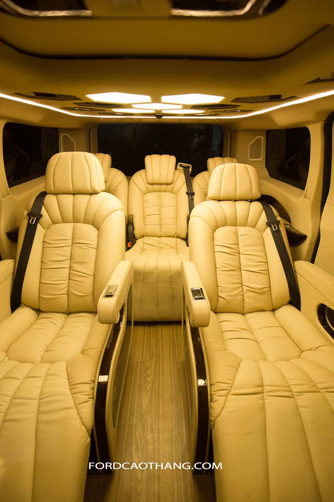 ford tourneo limousine 7 chổ