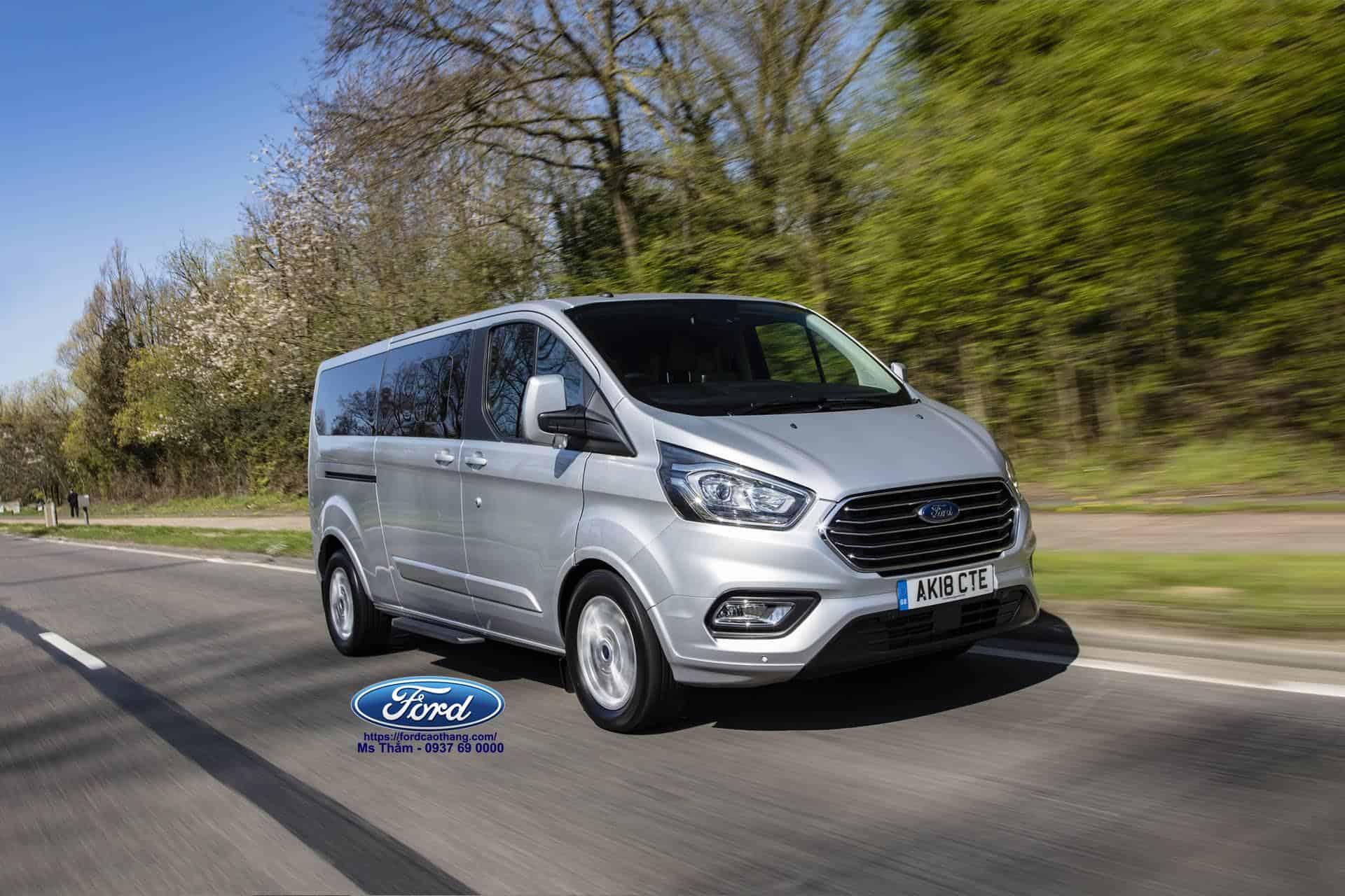 Ford Tueneo 2019