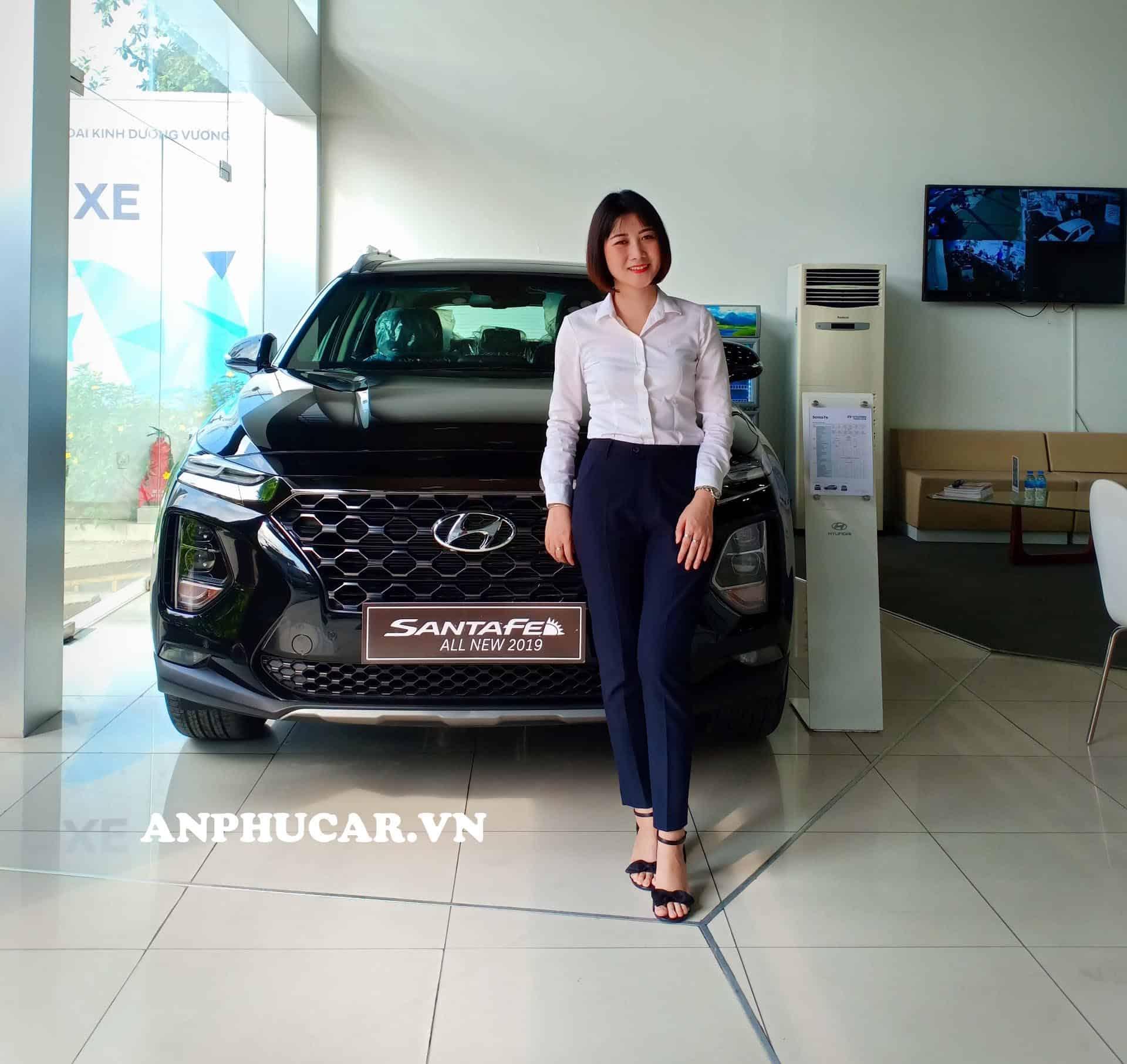Giá xe Hyundai Santafe 2019