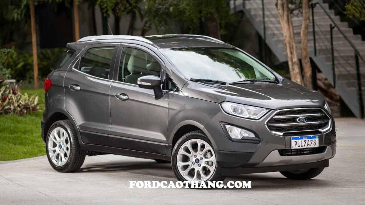 Mua xe Ford Ecosport 2020