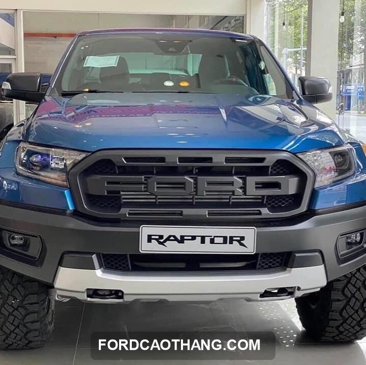 đanh Gia Xe Ford Ranger Raptor 2020 Nhập Khẩu Lăn Banh