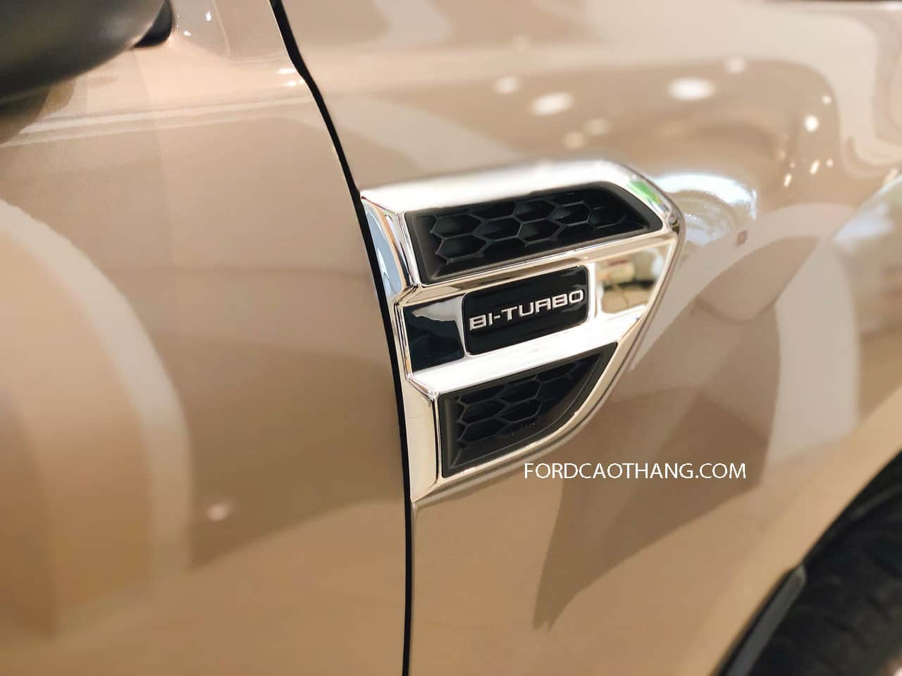 Ford Everest 2020 bi turbo