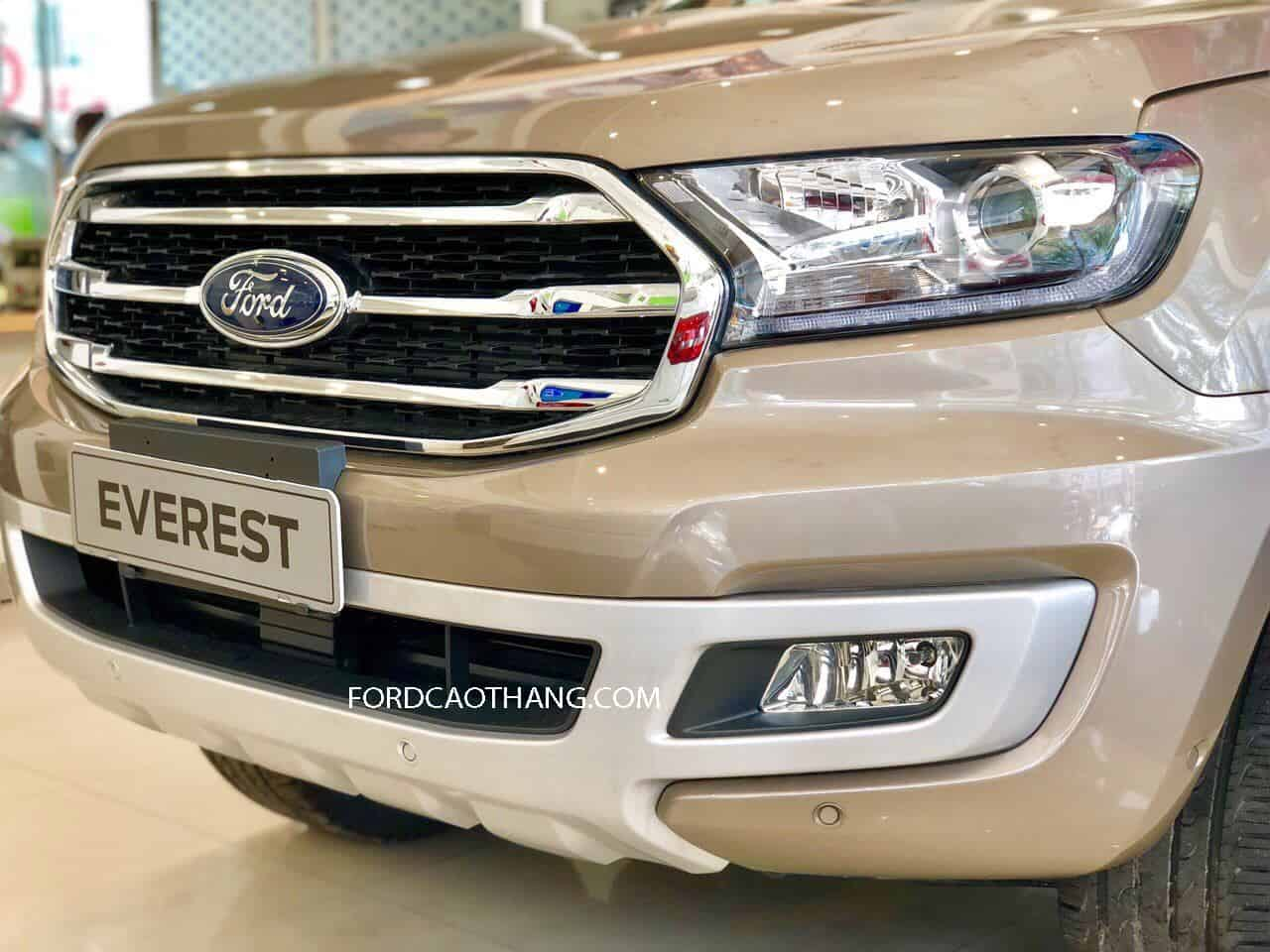 Đèn Ford Everest 2020