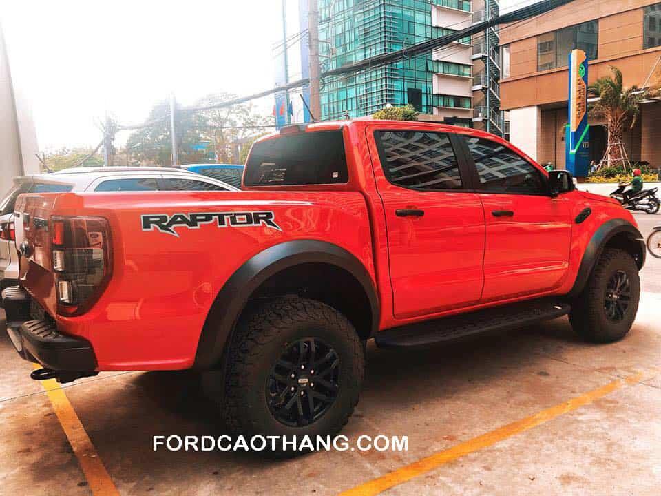 Ford Ranger Raptor 2020 giá tốt