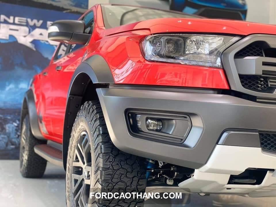 gia xe Ford Ranger Raptor