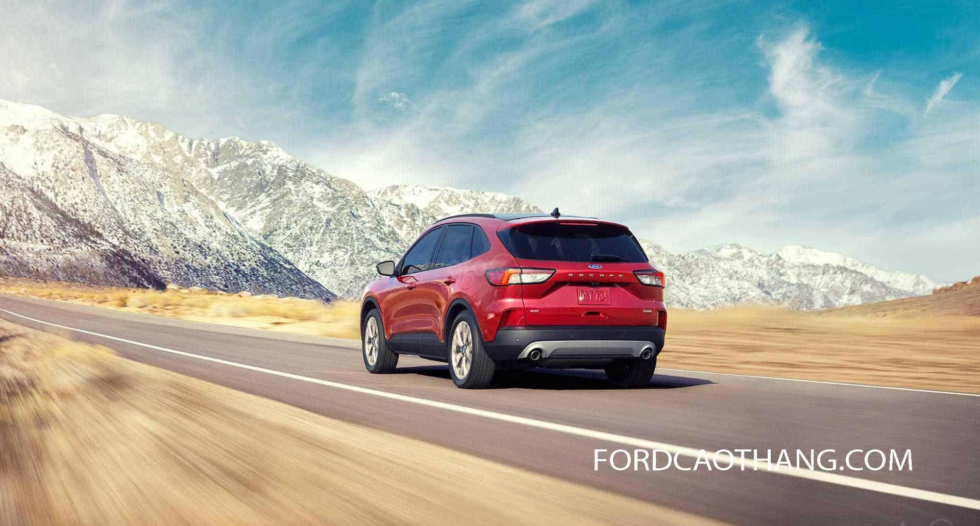 Khả năng vận hành của xe Ford Escape 2020
