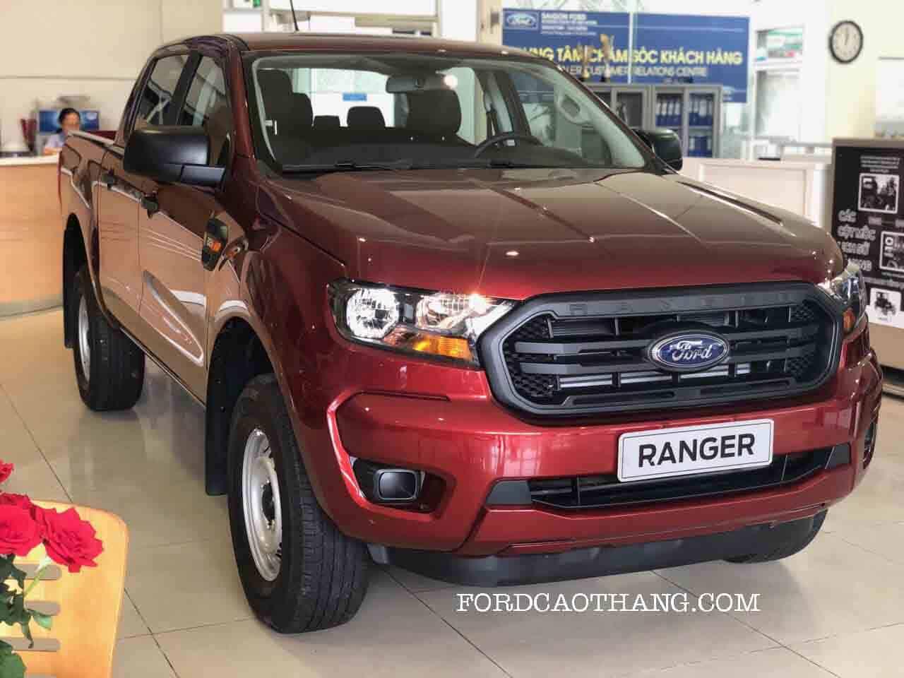 Đánh giá xe ford ranger xl 2019