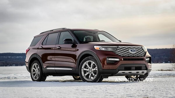 Mua xe Ford Explorer Limited