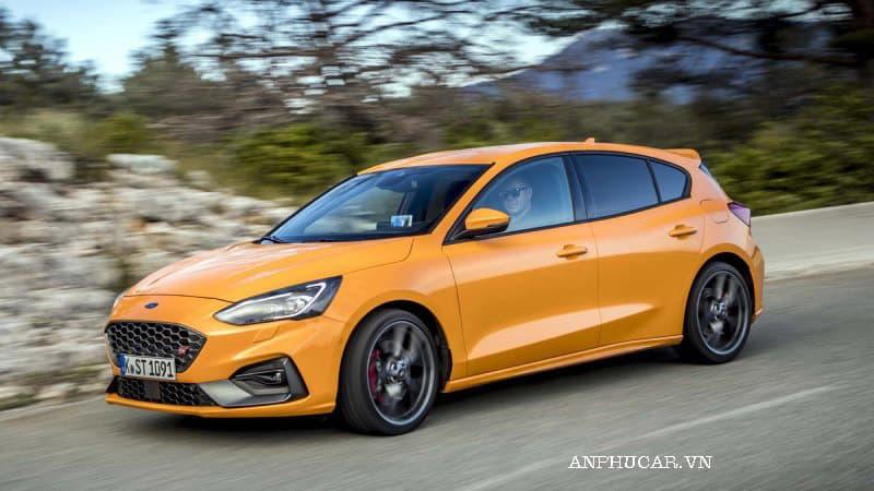 Ford Focus 2020 khi nào về Việt Nam