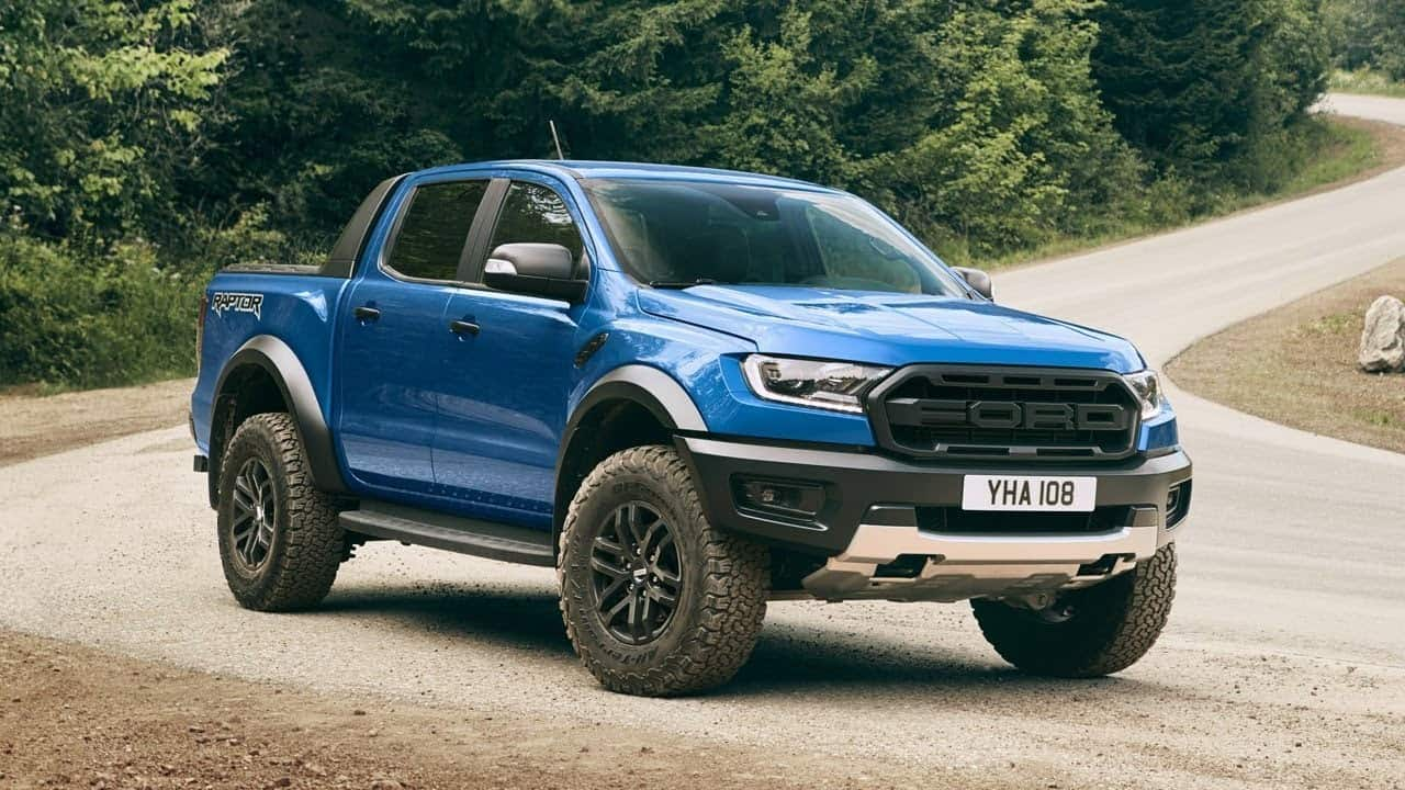ford ranger 2020 than xe