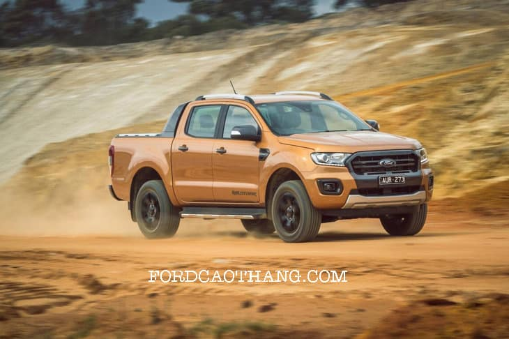 ford ranger wildtrak 2019 giá lăn bánh