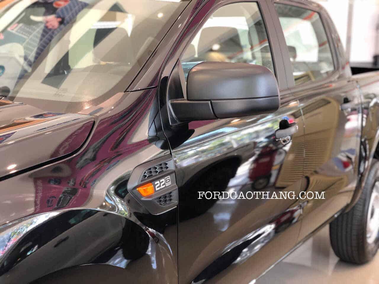 Giá lăn bánh xe ford ranger xl 2019