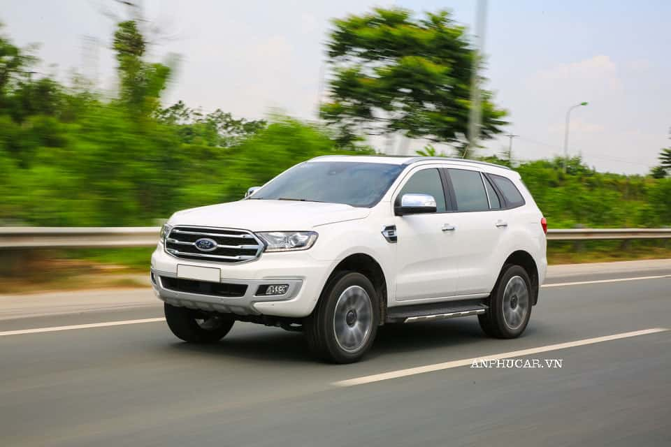 Ford Everest titanium 2020