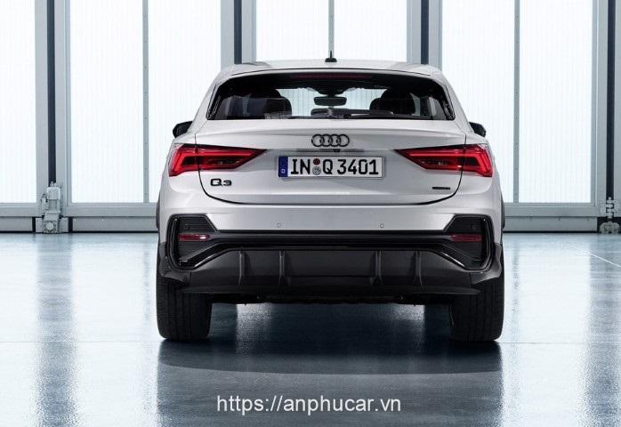 Audi Q3 2020 den hau