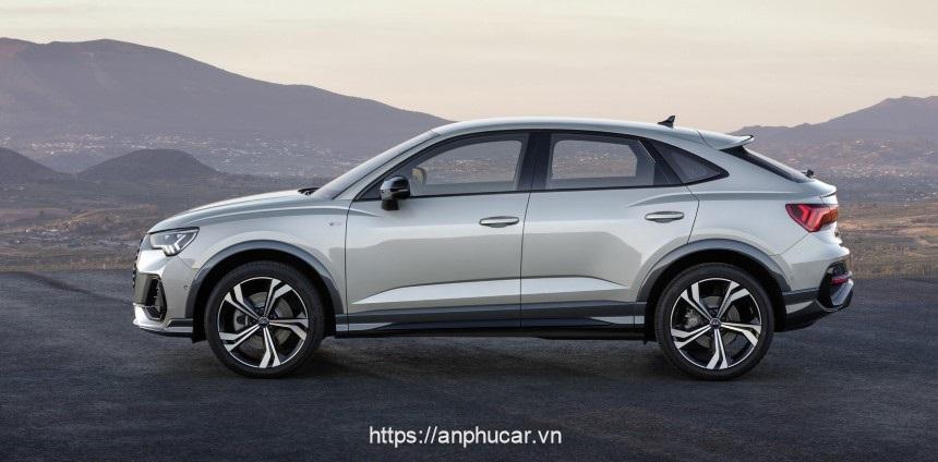 Audi Q3 2020 hong xe