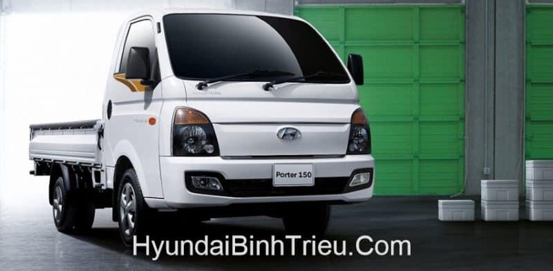 Hyundai H150 Porter 2020 Tong Quan