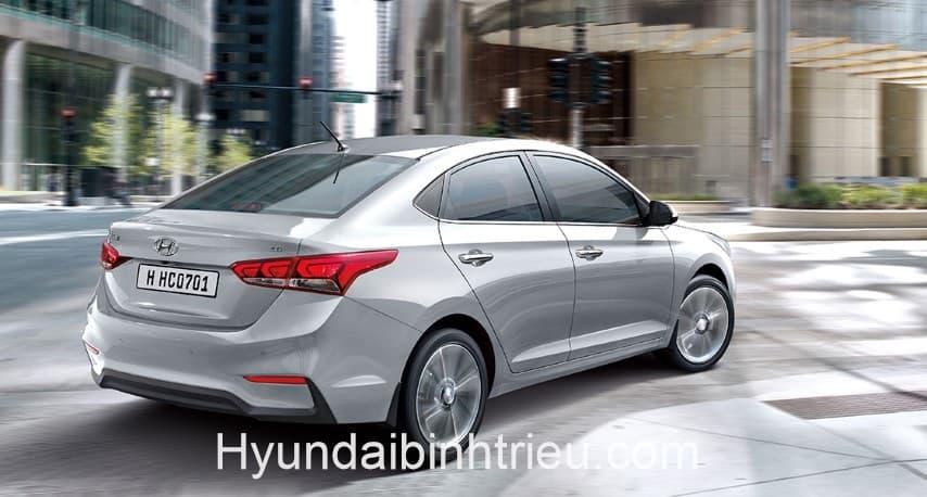 Xe Hyundai Accent 2020 Dong Co