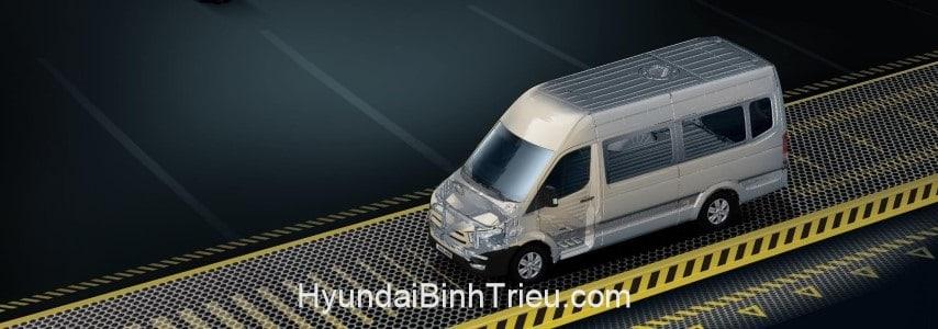 Xe Hyundai Solati 2020 Khung Gam