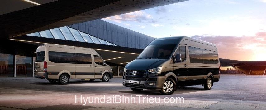Xe Hyundai Solati 2020 Tong Quan
