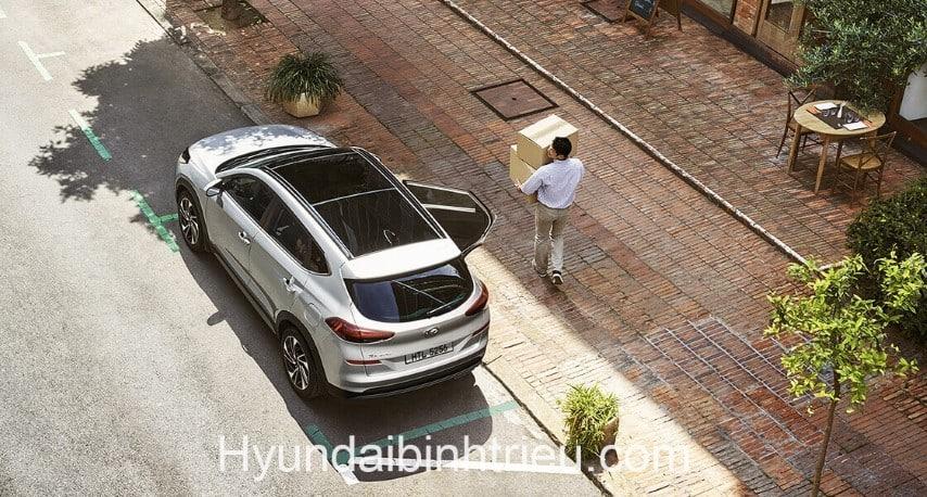 Xe Hyundai Tucson 2020 Gia Bao Nhieu