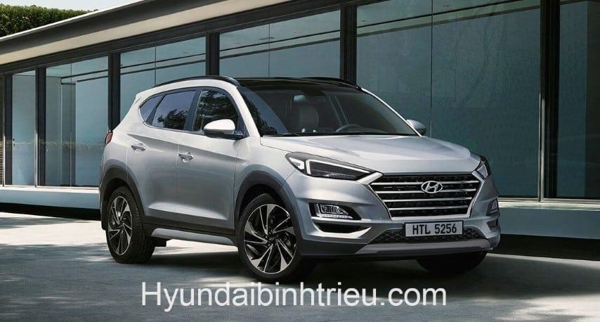 Xe Hyundai Tucson 2020 Mau Bac