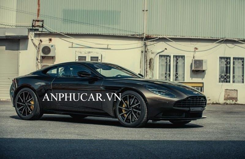 Aston Martin DB11 V8 2020 giá xe