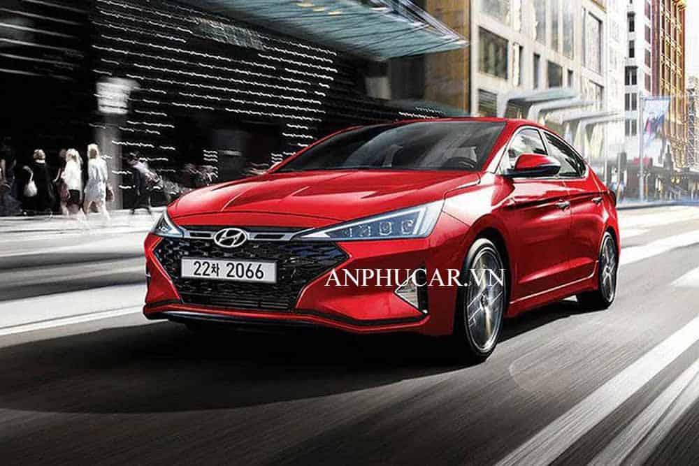 Hyundai Elantra Sport 1.6 Turbo 2020 khuyến mãi