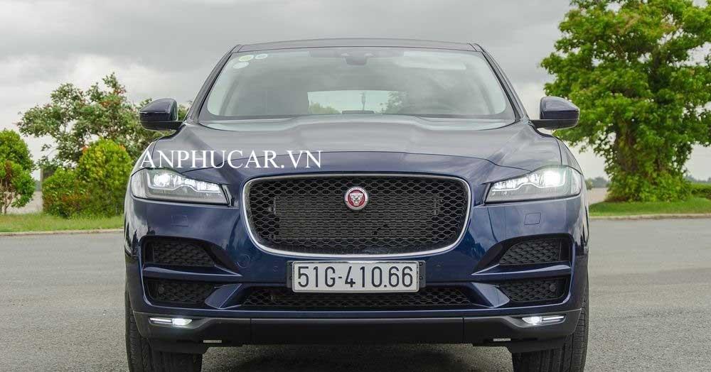 Jaguar F-Pace thế hệ 2020 giá lăn bánh