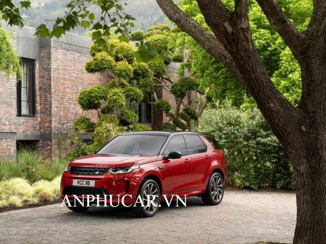 Land Rover Discover SE 2020 giá xe