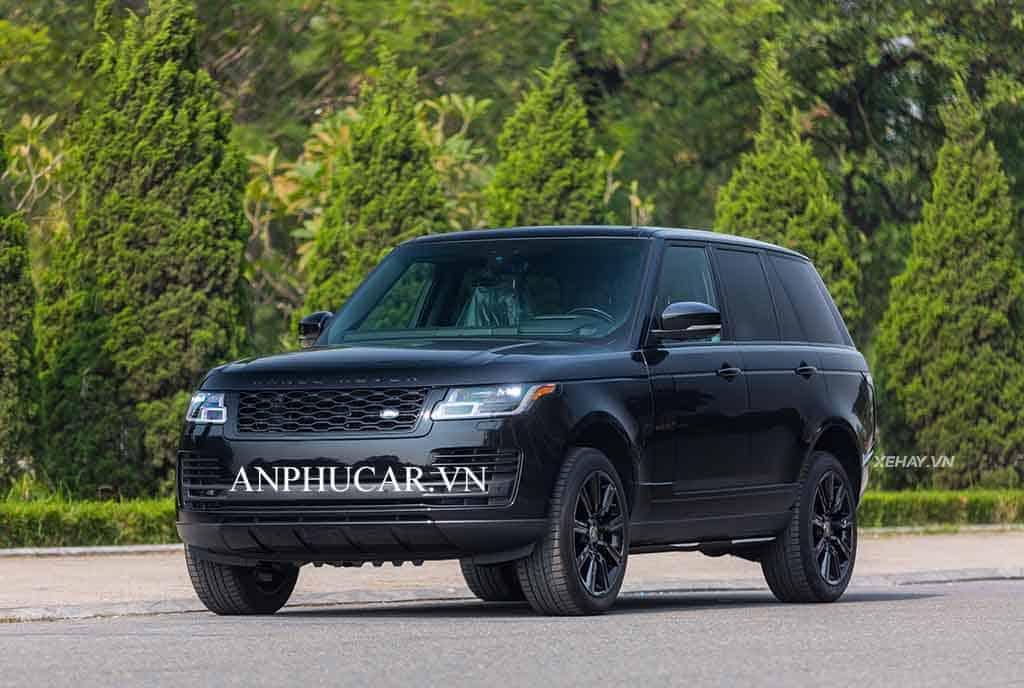 Land Rover Discover SE 2020 giá lăn bánh