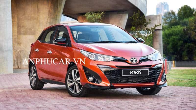 Toyota Yaris 2020 khuyến mãi