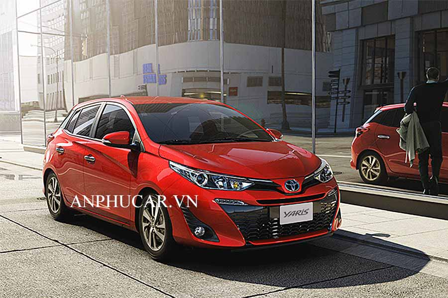 Toyota Yaris 2020 giá lăn bánh