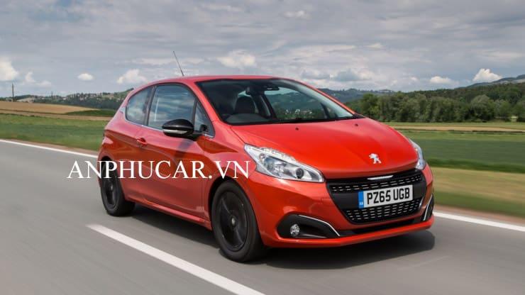 Peugeot 208 2020 khuyến mãi